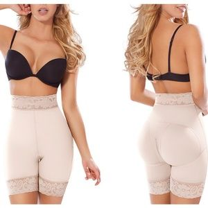 Full Coverage Thigh Slimming Panty Shaper